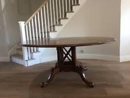 large round dining table large round dining table ebay