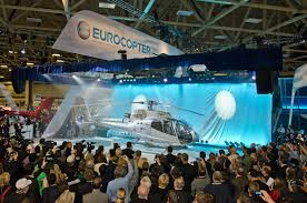 airbus helicopters inc heli expo 2012