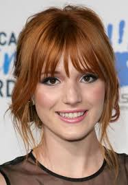 clip snip hair styles bella thorne updo long straight casual updo hairstyle with blunt