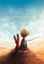 the adventures of the little prince the little prince book cover by anuk deviantart com on deviantart