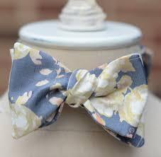 floral bowtie blue floral bowtie carley carlisle