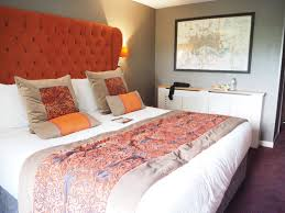biggest bed ever getting out of london the lawns thornton hall hotel the swindian