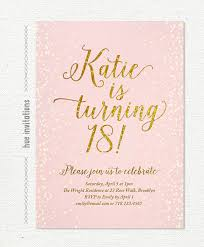 invitation greetings 18th birthday party invitation wording wordings and messages