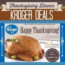 roundup of thanksgiving dinner essentials at kroger kroger krazy