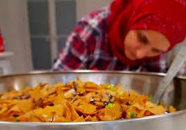 cuisine au feminin réfugiés immigrées la cuisine facteur d émancipation au féminin