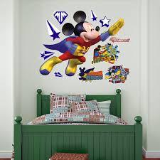 bemagical rakuten store global market disney bemagical rakuten store global market disney usa merchandise mickey mouse wall border wallpaper decor kids room capdase