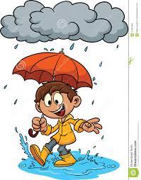 Clip Umbrella Kid With Umbrella Clipart Clipartxtras