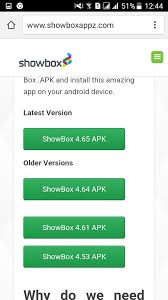 showbox apk file showbox android app for top ten alternatives