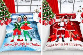 Christmas Duvet Covers Uk Christmas Duvet Cover Bed Set 3 Designs