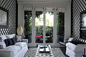 tappeti moderni bianchi e neri idee per arredare casa in bianco e nero