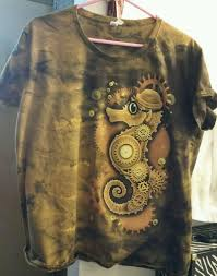 reverse tie dye 8 steps with pictures