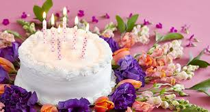 cakes candy and flowers the origin of birthday cake and candles proflowers blog