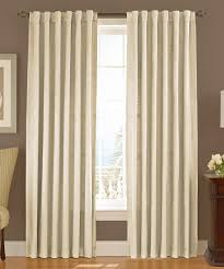 Contemporary Blackout Curtains Ivory Eclipse Captree Blackout Curtain Panel Zulily Modern