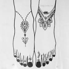 image result for henna patterns for feet henna patterns