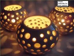 handmade ceramic candle holder designs home decor picture ideas