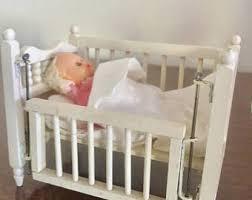vintage crib etsy