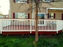 39 best our deck and fence work images on pinterest fence