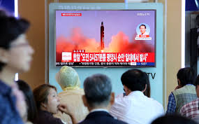 springs sentinel record nkorea fires missile over japan
