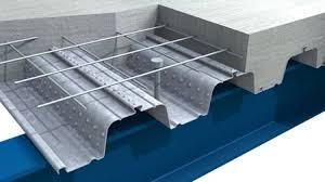 Composite Flooring Vibration Performance Of Composite Flooring Tata Steel