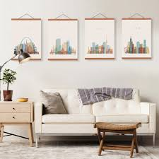 Vintage Home Decor Nyc by Online Get Cheap Vintage Canvas Paintings Aliexpress Com