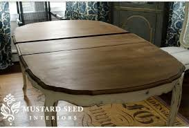 Refinish Dining Room Table Remeslainfo - Refinish dining room table