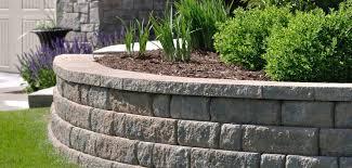 Retaining Wall Garden Bed by Patio Construction Walkways U0026 Retaining Walls Hatfield Lawn