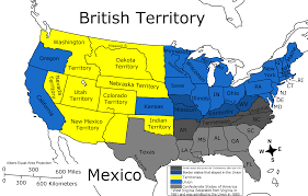 North America Map Labeled by North America 1861 1865 Labeled By Ericremotesteam On Deviantart