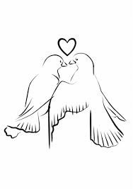 used this image in one of my pyrography projects wedding doves