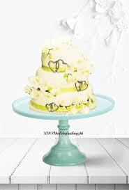 online shop green milk glass cake plate stand fireking style