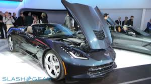 2014 corvette stingray performance 2014 corvette stingray gm authentic design slashgear