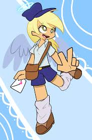 derpy hooves equestria girls version from my little pony panty and