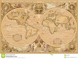 antique map world map clipart map pencil and in color map clipart map