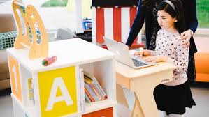 Stand Up Desk Kickstarter The Standup A Standing Desk For Both Kids And Adults