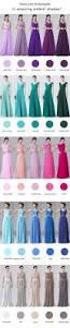 best 25 bridesmaid dress colors ideas only on pinterest