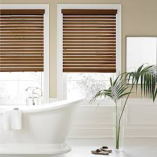 2 Faux Wood Blinds Real Simple 2 Inch Faux Wood Blind Bed Bath U0026 Beyond