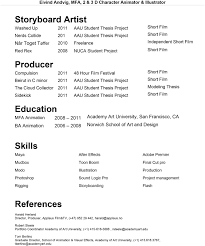 Resume Sample Format Pdf Philippines by 3d Animator Resume Pdf Youtuf Com