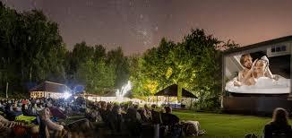 Botanic Gardens Open Air Cinema Special Screenings The Galileo Open Air Cinema