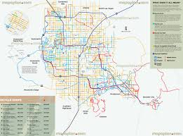 Henderson Nv Zip Code Map by Where To Park In Downtown Vegas Trikke Las Vegas Maps Grand