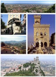 San Marino Italy Map by City Of San Marino Wikipedia