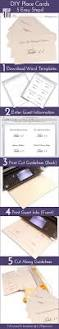 card place card template 6 per page