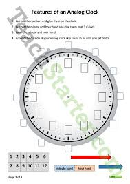 telling the time unit plan year 1 and year 2 unit plan u2013 teach