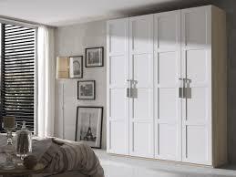 lacar muebles en blanco armario roble puertas enmarcadas blanco lacado modelo eos de