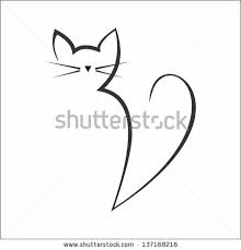dog and cat sketch stock images royalty free images u0026 vectors