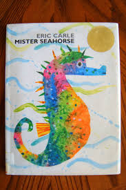 mister seahorse craft with lacing practice i heart crafty things