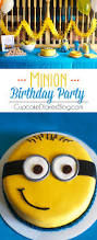 minion birthday party free printables