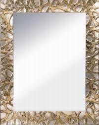 specchi con cornice cerchi specchio reversibile con cornice in legno h3909 ia