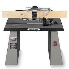 Grizzly Router Table Router Table Ebay