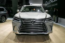 lexus truck lx lexus rips third row out of lx 570 crams it into new rx 350l