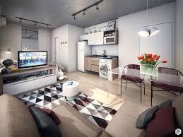 home design 560 square foot studio apartment in iceland