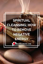 spiritual cleansing removing negative energy dar payment